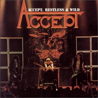 Accept - Restless And Wild (Remastered)