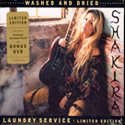 Shakira - Laundry Service (Limited Edition, +Bonus DVD)