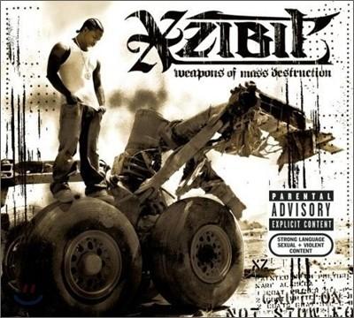 Xzibit - Weapons Of Mass Destruction (Bonus DVD)