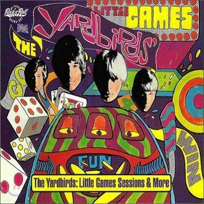 Yardbirds - Little Games Session & More