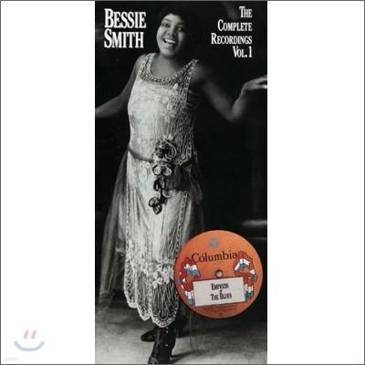 Bessie Smith - Complete Recordings, Vol. 1