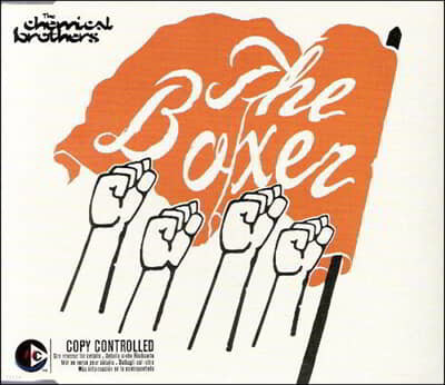 The Chemical Brothers (케미컬 브라더스) - Boxer (EP)
