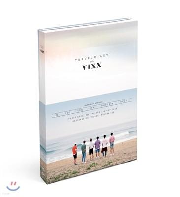 빅스 2016 화보집 : Travel Diary With VIXX