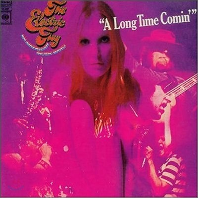 Electric Flag - A Long Time Comin'