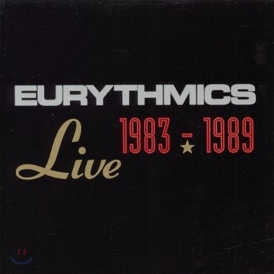 Eurythmics - Live 1983-1989