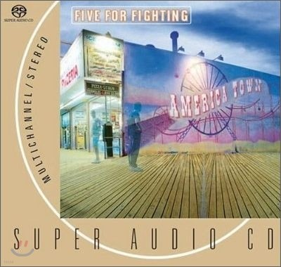 Five For Fighting - America Town