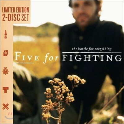 Five For Fighting - Battle For Everything (Limited Edition)