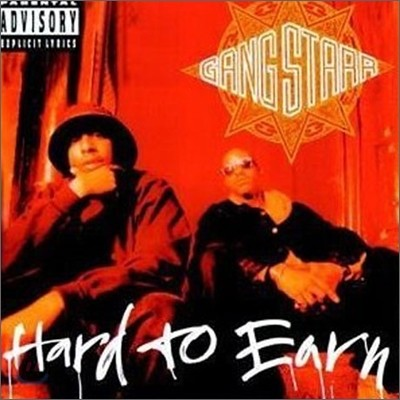 Gang Starr - Hard To Earn (LP)
