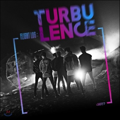 갓세븐 (GOT7) 2집 - FLIGHT LOG : TURBULENCE