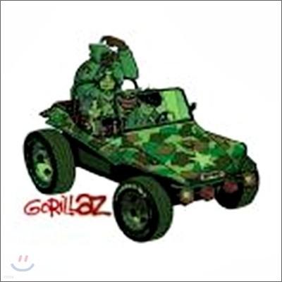 Gorillaz (고릴라즈) - Gorillaz [2LP]