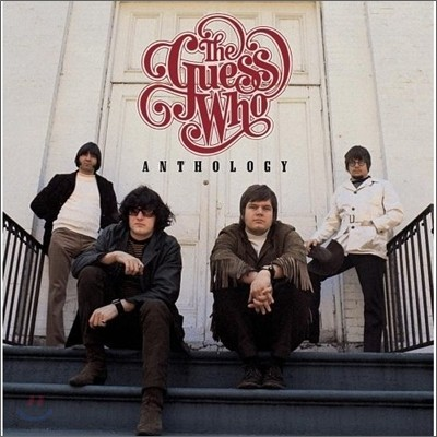 Guess Who - Anthology