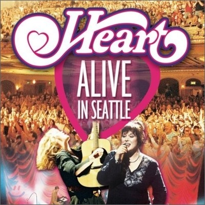 Heart - Alive In Seattle (Hybrid Sacd)