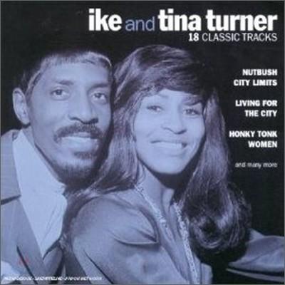 Ike & Tina Turner - 18 Classic Tracks