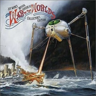 Jeff Wayne - War Of The Worlds (뮤지컬 우주전쟁)