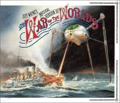 Jeff Wayne - War Of The Worlds (뮤지컬 우주전쟁) (Limited Collector's Edition Box Set)