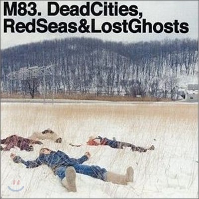 M83 - Dead Cities, Red Seas & Lost Ghosts (Special Edition)