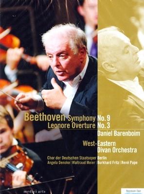 베토벤 : 교향곡 9번, 레오노레 서곡 3번 - 다니엘 바렌보임