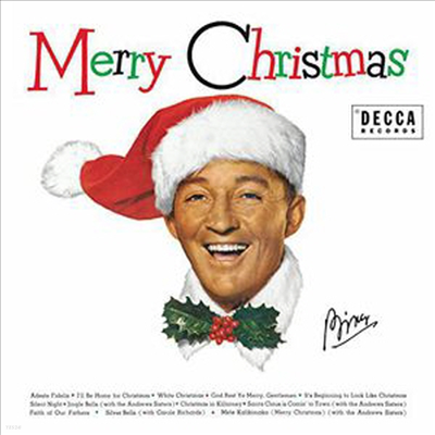 Bing Crosby - Merry Christmas (Remastered)(LP)