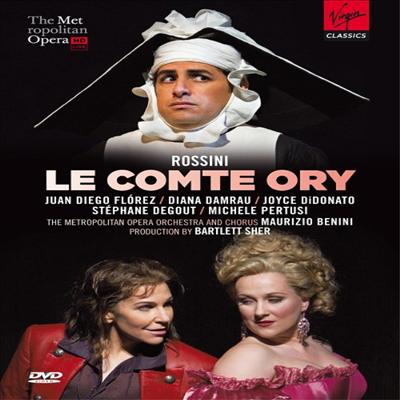 로시니: 오리백작 (Rossini: Le Comte Ory) (Blu-ray) (2015) - Juan Diego Florez