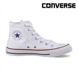 [컨버스키즈] ALL STAR HI OPTICAL WHITE M7650C (주니어)