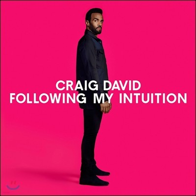 Craig David (크랙 데이빗) - 6집 Following My Intuition [Deluxe Edition]