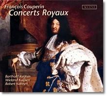 Barthold Kuijken 쿠프랭: 왕궁의 콘서트 (Couperin: Concerts Royaux)