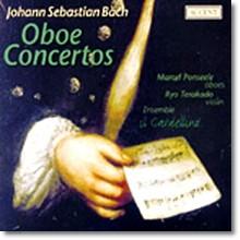 Marcel Ponseele 바흐 : 오보에 협주곡 (Johann Sebastian Bach: Oboe Concerto)