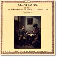 하이든 : 플룻 트리오 , Vol.2