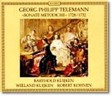 텔레만 : 정연한 소나타 1728-1732