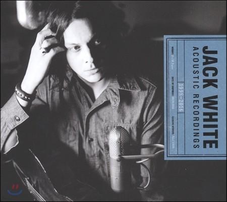 Jack White (잭 화이트) - Jack White Acoustic Recordings 1998-2016 (어쿠스틱 레코딩 모음집)