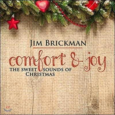 Jim Brickman (짐 브릭만) - Comfort & Joy: The Sweet Sounds of Christmas