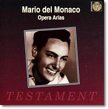 Mario Del Monaco 오페라와 아리아 (The HMV Milan Recordings - Opera Arias)