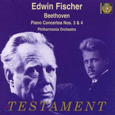 베토벤 : 피아노 협주곡 No.3-4