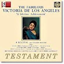The Fabulous Victoria De Los Angeles (A Lifetime Achievement)