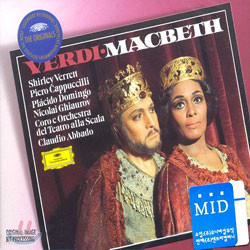 Claudio Abbado / Placido Domingo 베르디: 맥베스 (Verdi: Macbeth)