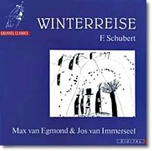 Max Van Egmond 슈베르트 : 겨울나그네 (Schubert : Winterreise)