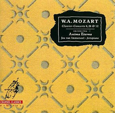 모차르트 : 피아노 협주곡 No.8, 28 & 12