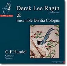 Derek Lee Ragin / Ensemble Divitia Cologne 헨델: 칸타타와 소나타 (Handel: Cantatas And Sonatas)