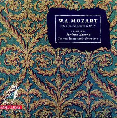 모차르트 : 피아노 협주곡 No.6,17