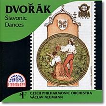 Vaclav Neumann 드보르작: 슬라브 무곡 전곡집 (Dvorak: Slavonic Dances)