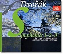 Vaclav Neumann 드보르작 : 교향곡 1,2,3번 - 바츨라프 노이만
