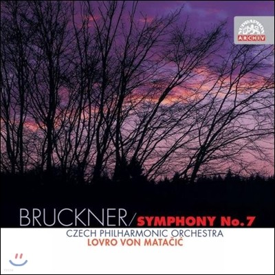 Lovro Von Matacic 브루크너 : 교향곡 7번 (Anton Bruckner: Symphony No.7)