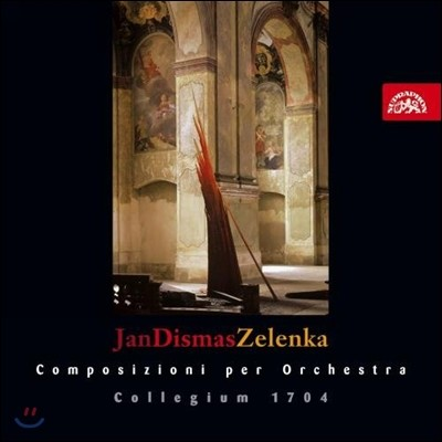 Collegium 1704 젤렌카: 관현악 작품집 (Zelenka : Composition For Orchestra)