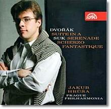 Jakub Hrusa 드보르작: 모음곡 / 수크: 현을 위한 세레나데 (Dvorak: Suite in A / Suk: Serenade For Strings)