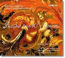 Bob Van Asperen 쿠프랭: 하프시코드 소품집 (Couperin : Pieces De Clavecin - Prelude)