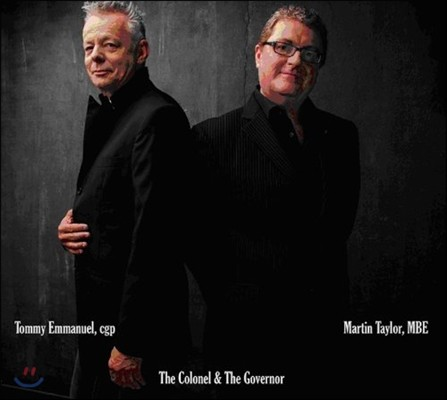 Tommy Emmanuel & Martin Taylor (토미 엠마뉴엘, 마틴 테일러) - The Colonel & The Governor