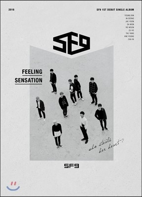에스에프나인 (SF9) - Feeling Sensation