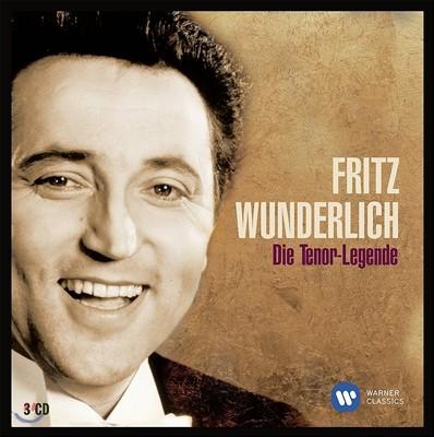 Fritz Wunderlich 전설의 테너 프리츠 분덜리히 (Die Tenor-Legende)