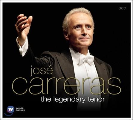 Jose Carreras 전설적 테너 호세 카레라스 (The Legendary Tenor)