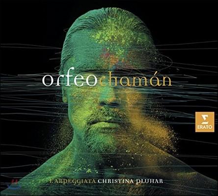 L'Arpeggiata / Christina Pluhar 오르페오 샤만 - 라르페지아타, 크리스티나 플루하르 (Orfeo Chaman) [일반반]
